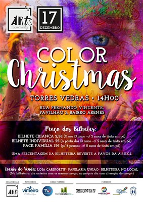 Color Christmas -  Art's Community